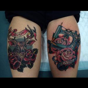 Jeremy Kerley Tattoo